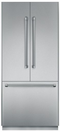 48 Inch Built In Side By Side T48bd820ns Stainless Gallon Door Bins