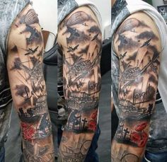 Tank Tattoos For Men - Armored Vehicle Ink Ideas Remarkable Tank Tattoos For MalesMale dominance Male dominance may refer to: Tribal Tattoos, Tattoos Mandala, Army Tattoos, Military Tattoos, Retro Tattoos, Leg Tattoos, Body Art Tattoos, Tattoos For Guys, Tattoo Art