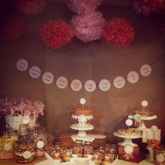 County fair inspired bridal shower by Sweet Vanilla Bean!