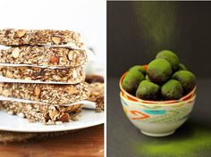 28 DIY Snack Bars And Bites That You Can Eat On The Go