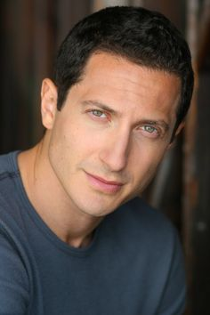 Sasha Roiz, what would a hot man page be without this sweetness?