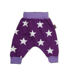 Balloon Cotton Pants for baby and kids.  Funky style Comfy elastic waistband 100% Cotton