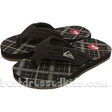 8451d549be6801 Let your child show of his cool sense of style in these awesome sandals  from Quiksilver