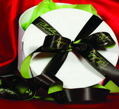 Satin and grosgrain ribbon supplier providing the finest dye sublimation ribbons for high quality packaging. Shop our stock designs or custom printed ribbons.