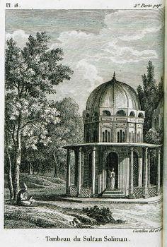 Tombeau du Sultan Suleiman-1811