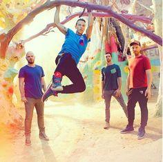 Coldplay, May 2016