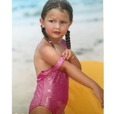 How gorgeous was baby Gigi Hadid? The model's famous mom, Yolanda Foster, took to Instagram on Aug. 24 to share an adorable photo of her daughter from back in the day.