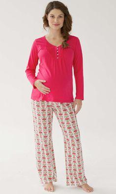 de3bf05d90465 Belabumbum Padma Nursing Tunic   Pant Set in Padma