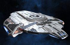 Star Trek Fleet, Star Trek Borg, Star Wars, Star Trek Ships, Star Trek Online, Star Trek Starships, Star Trek Enterprise, Alien Ship, Spaceship Art