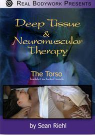 LIGHTLY USED DEEP TISSUE NEUROMUSCULAR THERAPY THE TORSO VHS VIDEO
