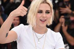 Kristen Stewart in Cannes - Café Society Photocall