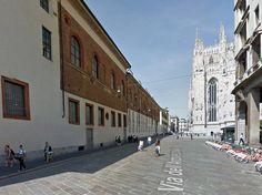 Il Comune di Milano ha preso la decisione di cambiare nome a Via dell'Arcivescovado, intitolandola al cardinale Carlo Maria Martini