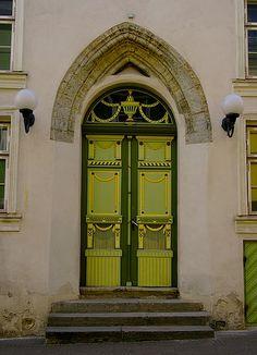 Doors and Windows of Tallinn, via Flickr.