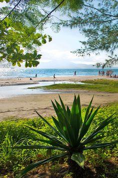 Jurerê Internacional Beach - Florianópolis - Santa Catarina - Brazil.