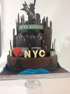 73 Best New York Cake Images In 2017