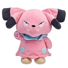 Your favorite Pokemon plushes are at Build-A-Bear®! Personalize a Pokemon plushie or Pokemon plushies with clothing & sounds that will delight Trainers. Bear Pokemon, Pokemon Names, Pokemon Plush, Type Pokemon, Valentines Day Teddy Bear, Types Of Fairies, Pokemon Birthday, Build A Bear, Kitty