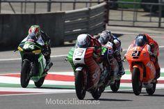 La carrera de Moto3 2015 de Mugello en fotos   Motociclismo.es