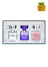 763092 - Personal Accents™ Women's Three-Piece Mini Eau de Parfum Sprays  This product is subject to special return instructions. We stand behind our products with the Amway 180-day, 100% Customer Satisfaction Guarantee. If for any reason you are not completely satisfied with this product, please contact Customer Service at 800-253-6500 for instructions.
