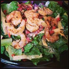 #bajafresh www.facebook.com/bajafresh #salsa #healthy #delicious #salad #avocado #shrimp #seafood Shrimp, Salsa, Fresh, Facebook, Meat, Chicken, Food, Essen, Salsa Music