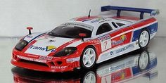 FIA GT 2004 Saleen S7-R Erdos/Newton 1/43 World Championship, Vehicles, Car, Sports, Miniatures, Hs Sports, Automobile, World Cup, Sport