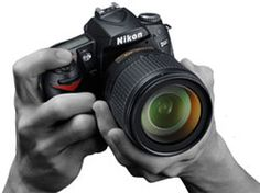 Nikon D90 - this is a simple but powerful tools to capture, express and share our image to the world