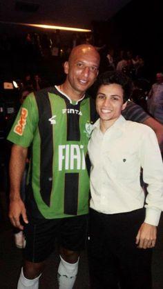 Fábio Júnior, jogador de futebol.