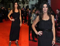 sandra bullock gravity premiere london - Google Search