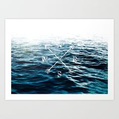 Collect your choice of gallery quality Giclée, or fine art prints custom trimmed by hand in a variety of sizes with a white border for framing. Majesty Of The Sea, Sea Art, Arctic, Fine Art Prints, Waves, Gallery, Artwork, Blue, Outdoor