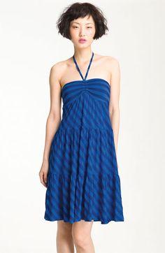 Ella Moss 'Waldo' Striped Convertible Bandeau Dress   Nordstrom