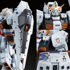 MG 1/100 Gundam TR-1 [Haze Ren]