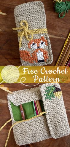 Crochet Hook Case [C