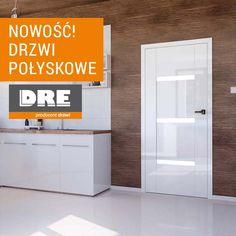 Drzwi połyskowe DRE !! #drzwi #połyski #dre