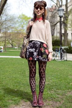 The Best Dressed College Students Across the Country photo by Heather Talbert for Teen Vogue