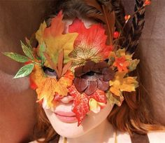 Make your own Halloween masks. The fun (and economic) way to get kids into Halloween! - Toby and Roo