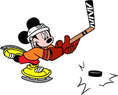 mickey mouse hockey - Google Search