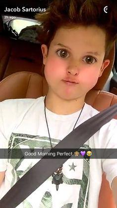 Hehe he's so cute Jacob