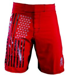 Krav Maga Vale Tudo Shorts MMA Fight Shorts Pants Kick Boxing Martial Arts