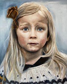 Eira, oil on canvas, by Torunn Grønbekk. Oil On Canvas, Painting, Fictional Characters, Art, Art Background, Painted Canvas, Painting Art, Paintings, Kunst