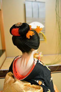 Maiko Toshimomo 2013 舞妓とし桃 お正月 : ちょっとそこまで