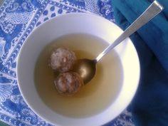 Fool-proof vegan matzo ball soup (no kitniyot)