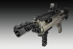 Installing the Muzzle Brake on the Kel-Tec KSG shotgun Weapons Guns, Guns And Ammo, Ksg Accessories, Shooting Equipment, Armor All, Concept Weapons, Aftermarket Parts, Home Defense, Firearms