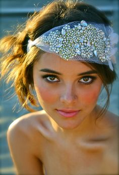 elegant wedding jewelry custom bridal bling accessories embellished headpiece and Fashion, and Accessories, Accessories, Jewelry, Jewelry Petunias, Braut Make-up, Wedding Hair Accessories, Wedding Jewelry, Hair Wedding, Wedding Makeup, Up Girl, Headpieces, Wedding Hairstyles