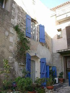 shutters: