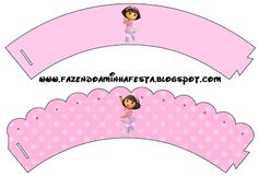 Making My Party!: Dora Ballerina - Complete Kit