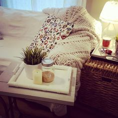 Decorating Small Spaces, Straw Bag, Shabby