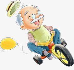 grandfather,elderly,old people,character,people,cycle,innocence,old,grandfather,elderly clipart Old Man Cartoon, Couple Cartoon, Illustration Mignonne, Cute Illustration, Bible Stories For Kids, Family Drawing, School Displays, Art Impressions, Cartoon Drawings