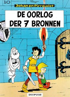 Johan et Pirlouit Johan Et Pirlouit, Planet Comics, Bd Art, Arte Nerd, Lucky Luke, Ligne Claire, Morris, Old Comics, Artist Gallery