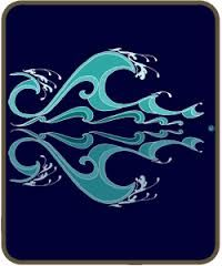 Image result for polynesian wave design
