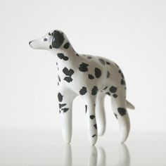 Dalmatian...a great black & white accent piece for any home...