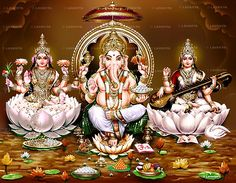 Album No. Diwali Pictures, Happy Diwali Images, God Pictures, Saraswati Photo, Saraswati Goddess, Ganesha Pictures, Ganesh Images, Shri Ganesh, Lord Ganesha